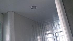 劏房用彩鋼板分間,方便、快捷、環保
