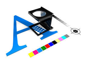 Druckabnahme-Service - wir nehmen Ihnen den Druck ab - Qualitätssicherung - Farbsicherheit