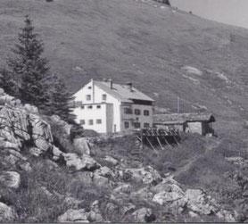 Spitzsteinhaus 1979
