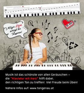 Piano für Kinder