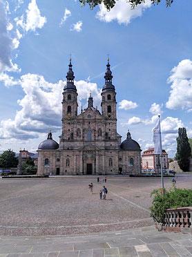 Cathédrale Saint-Sauveur de Fulda