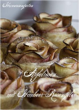 Rosen Hexenrosengarten Rosenblog Apfelrosen Rosenrezepte
