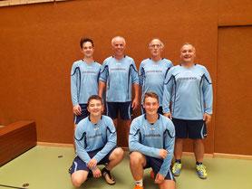 Beim Turnier in Bad Wimpfen: TVH 2