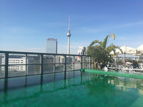 Top 5 rooftop bars in Berlin