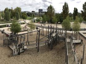 Top 5 playgrounds in Kreuzberg