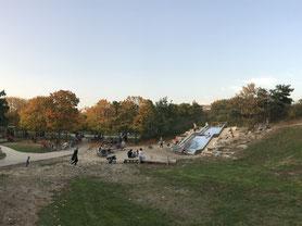 Top 5 playgrounds of Kreuzberg