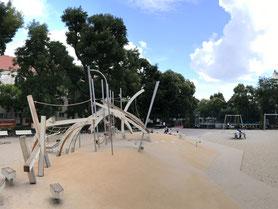 Top 5 playgrounds in Neukölln