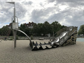 Top 5 playground in Neukölln