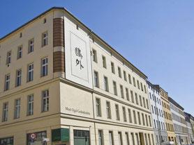 Walking tour through Berlin Mitte