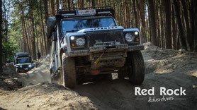 Offroad Intensiv Training August 2019