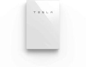 Solar-Batteriespeicher von Tesla