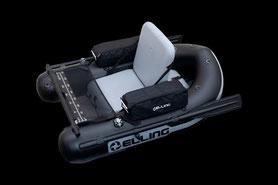 Optimus Max I II bellyboot belly boat float tube Zeck belly Cat Illex Barooder 12bb Black Viking seven bass
