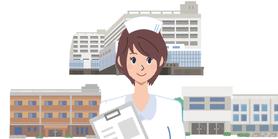 Q&A:勤務病院|看護予備校Vスクール京町