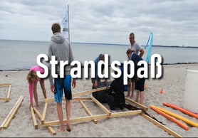 Teambuilding, Strandevents
