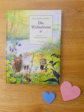 Die Wichtelreise von Daniela Drescher