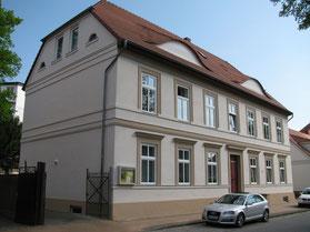 Wohnhaus beim Gemeindehaus