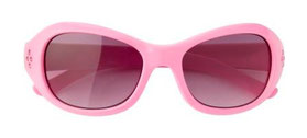 Angela Teeny Tiny Optics pink sunglasses