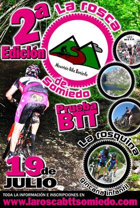 II ROSCA DE SOMIEDO BTT - Pola de Somiedo, 19-07-2014
