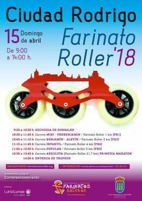 III FARINATO ROLLER 2018 - Ciudad Rodrigo, 15-04-2018