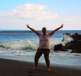 ...Spaß am Meer...