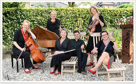 Vox Cambiata Oldenburg Barock Ensemble Konzert