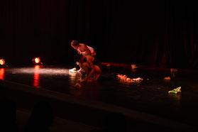 Vanaissance (Un cri dans la nuit) Performance,Directed by Christian Etongo,Corsp-é-Gestes Festival,Goethe Institut Kamerun/2016