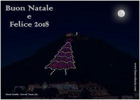 Cartolina Auguri Natale 2017