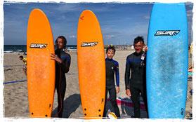 Surfen lernen in der Surfschule Kühlungsborn