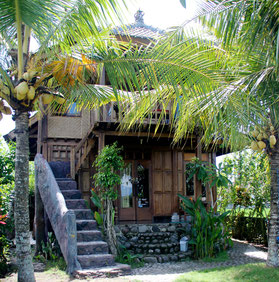 bungalow bali