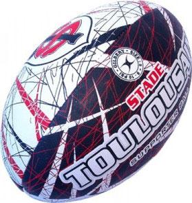 Un des ballons ovales de nos Toulousains!