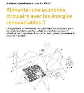 économie circulaire circular economy leasing modèle d'affaire