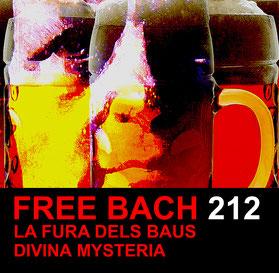 "Cartel de ""Free Bach 212"""