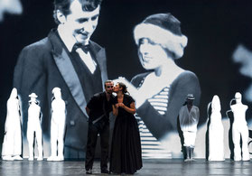 """El barítono, Joan García Gomà y la soprano, Eulàlia Fantova // """"Free Bach 212"""""""