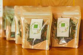 ハーブの葉