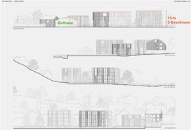 Siegerprojekt Architekturwettbewerb
