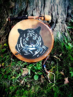 Shamanic hoop drums from Shaman Drums And More