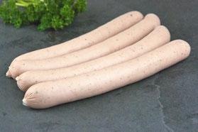 Straußengrillwurst