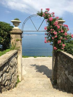 Lovran, Istrien – Kroatien