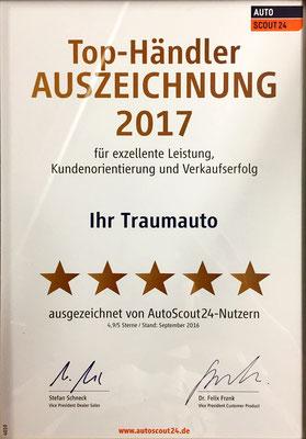 Top-Händler 2017