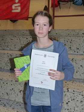 zweiter Preis