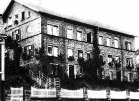 dudweiler, saarbruecken, saarland, ev. Pfarrhaus, 1886