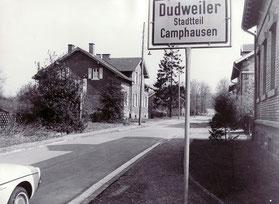 dudweiler, camphausen, stadtteil, fischbach