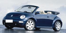 VW-New Beetle + Cabrio