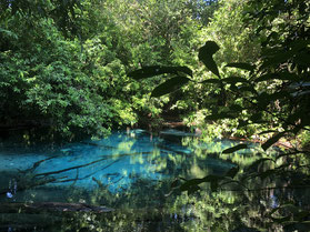 Blue Pool im Sa Morakot Nationalpark
