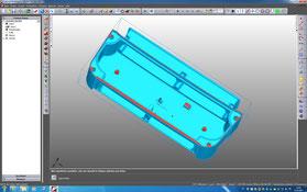 CAM 3D-Bearbeitung