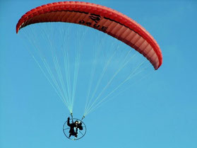 Parachutisme,para-moteur,ulm,montgolfiere