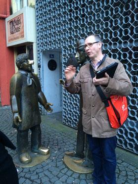 KöbesColonius, Tünnes un Schäl, Köln Altstadt