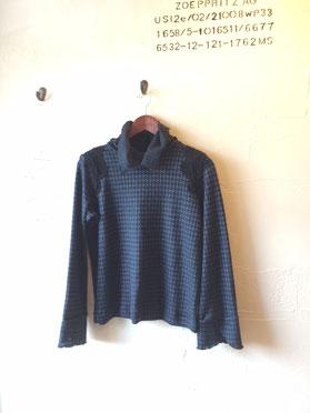 レース付きセーター8900