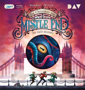 CD Cover Die Chroniken von Mistle End 2