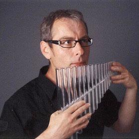 Panflötenmusik von Hans-Peter Brehm